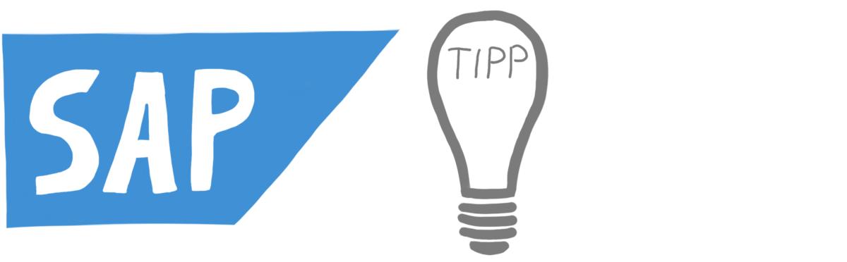 Schaue dir diese praktischen und schnellen SAP-Tipps an!
